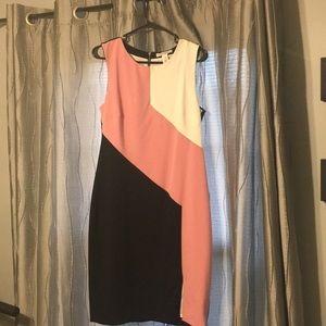 White House Black Market dress; size 10.